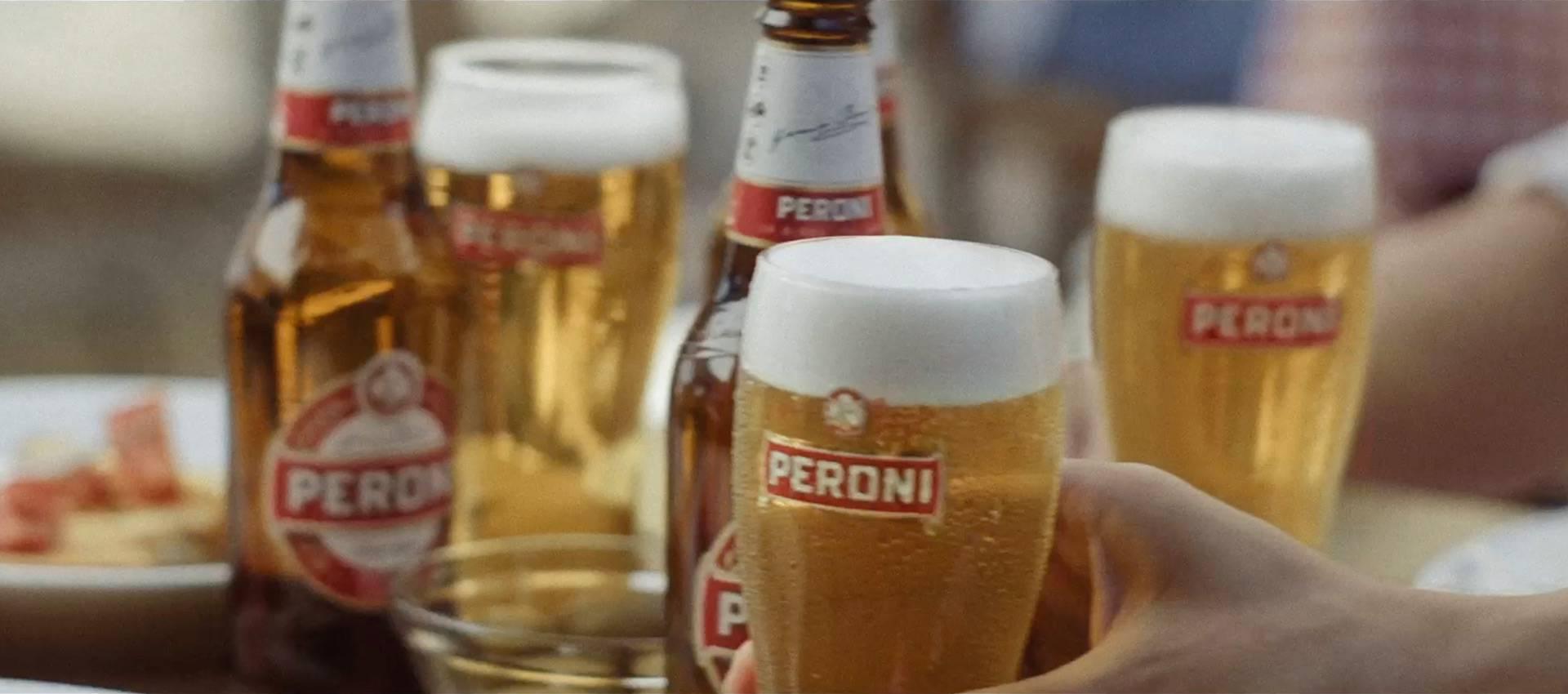 Birra Peroni: nuova linea di imbottigliamento a Bari