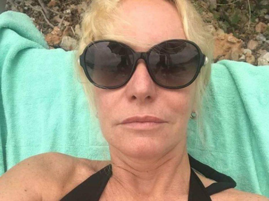 Antonella Clerici sotto accusa