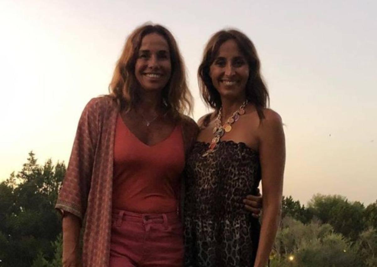 Cristina e Benedetta Parodi: chi è la loro mamma, la foto