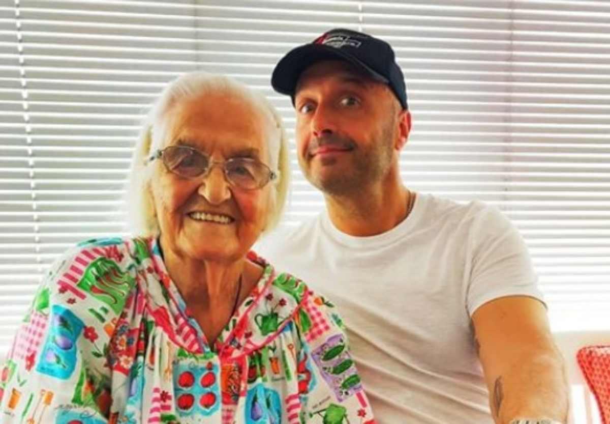 Joe Bastianich nonna