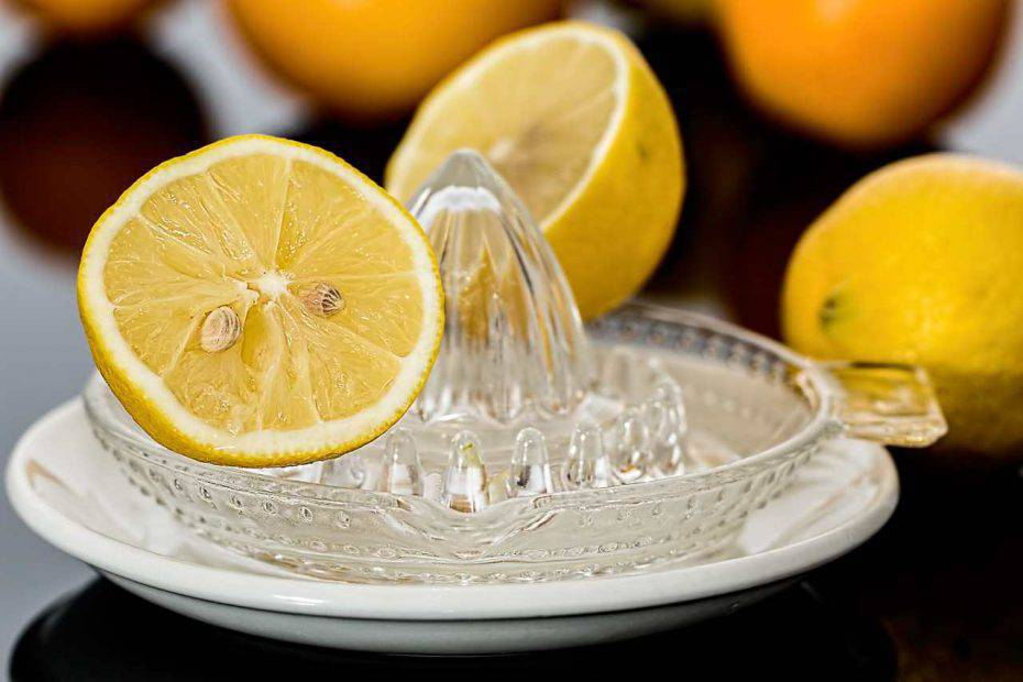 Limone contro la tosse