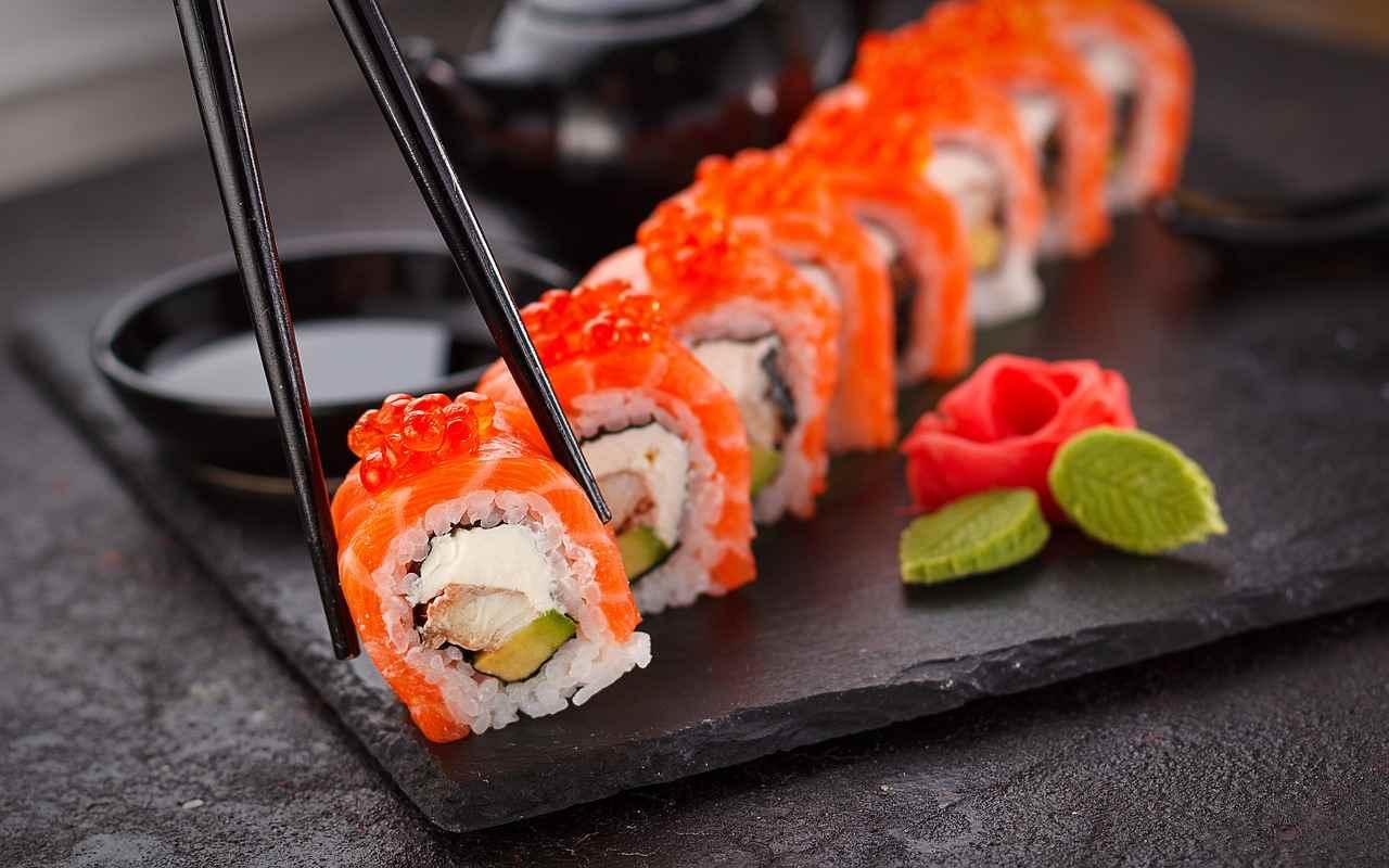 Sushi a rischio: raddoppia il numero di super batteri nei pesci