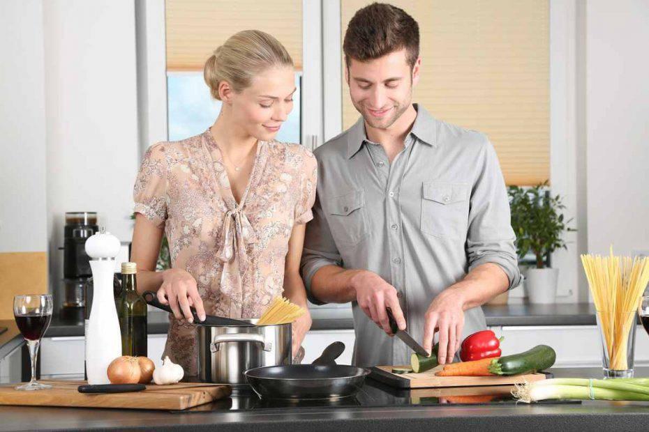 Cucina per gli altri e fai bene a te stesso