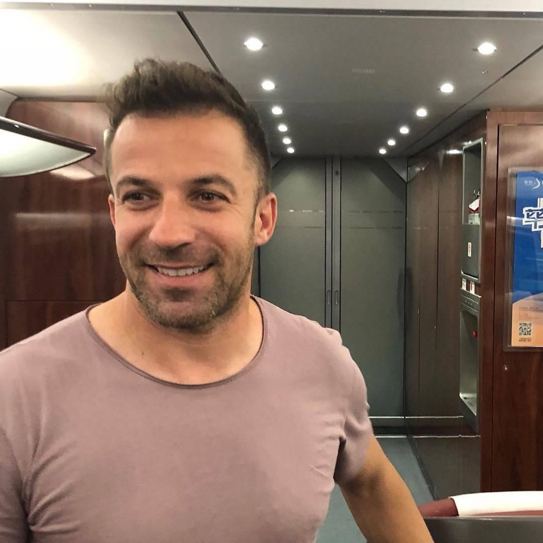 Alex Del Piero apre un ristorante: ecco le specialità del bomber