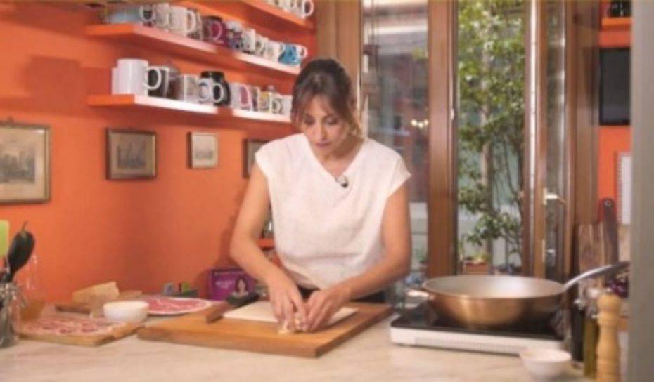 Benedetta Parodi casa cucina
