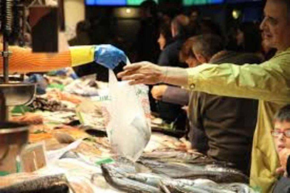 Mercurio nel pesce: allarme