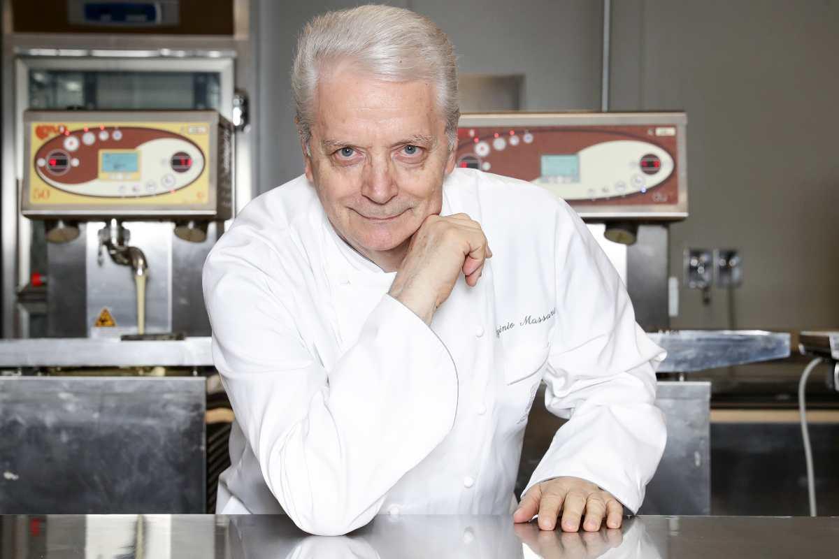 Iginio Massari è ancora una volta il miglior pasticcere italiano: premiato dalla Guida Gambero Rosso