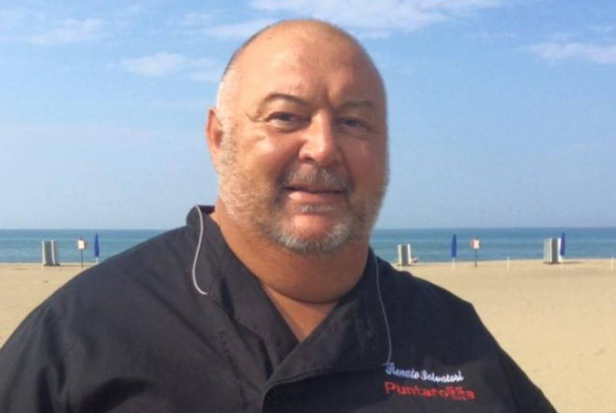 Renato Salvatori alias Renatone de La Prova del Cuoco che fine ha fatto?