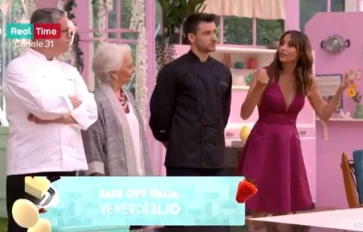 Benedetta Parodi, bufera enorme a Bake Off: l'episodio ha fatto scalpore