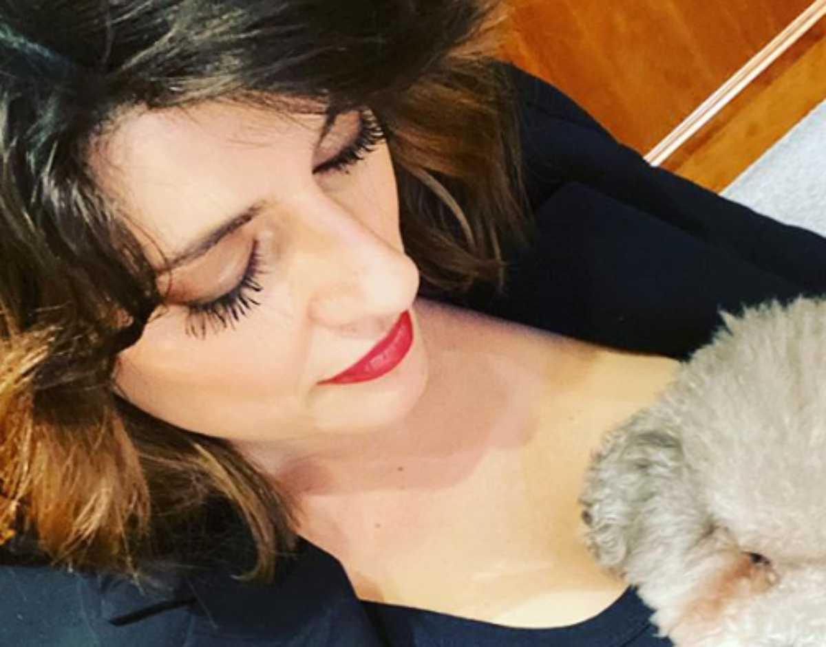 Elisa Isoardi sparita