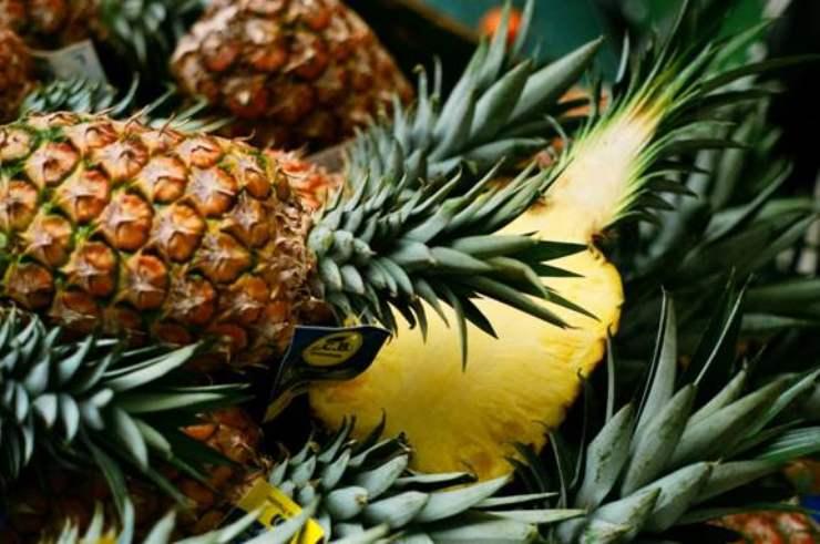 Ananas bevanda depurativa