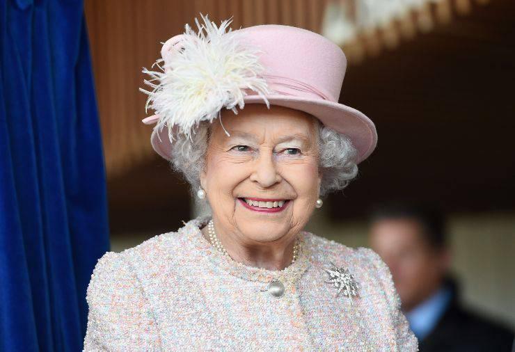 Regina Elisabetta cibo