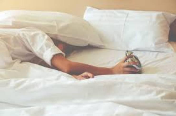 Cosa mangiare per eliminare i disturbi del sonno