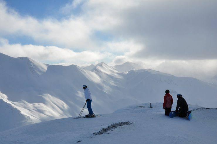 Cosa non può mancare nella dieta se si va a sciare: un alimento importantissimo