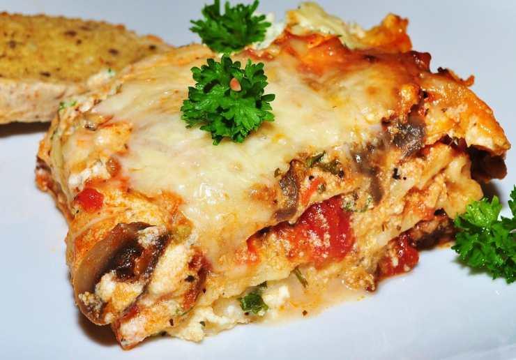 Lasagna varianti