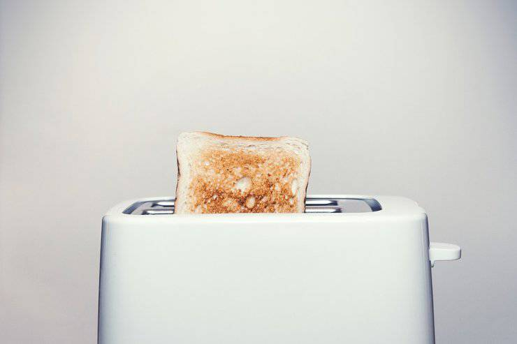 amici cena toast