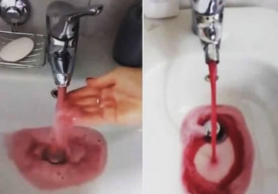 Lambrusco rubinetti