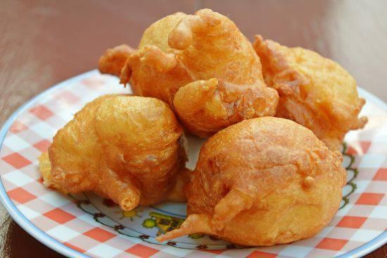 Frittelle di gamberi, un antipasto di mare per le occasioni speciali
