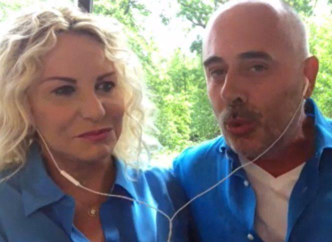 Antonella Clerici si sposa