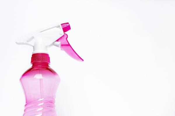 eliminare polvere