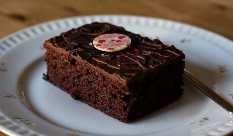 torta cioccolato 5 minuti