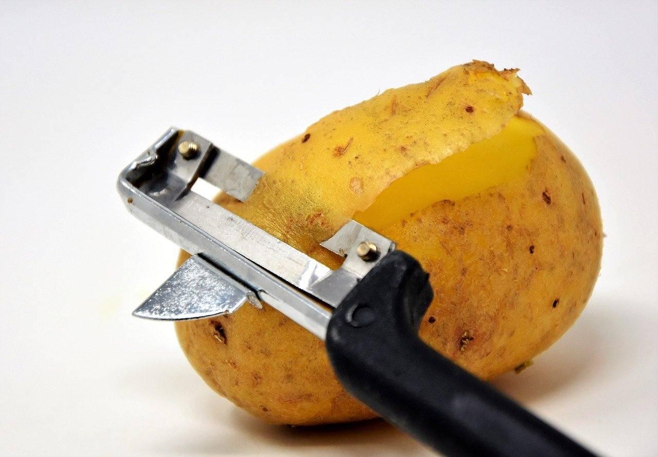 piatto patate