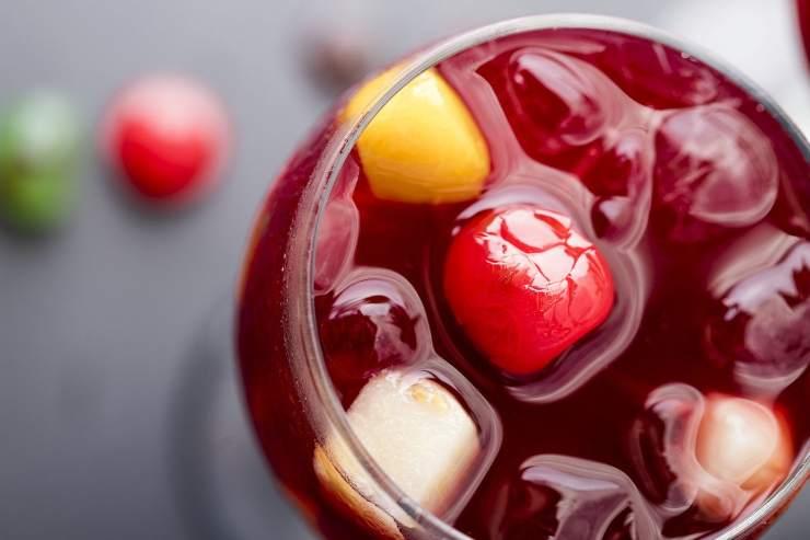 Sangria frutta