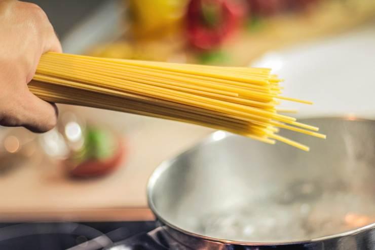 spaghetti puveriello