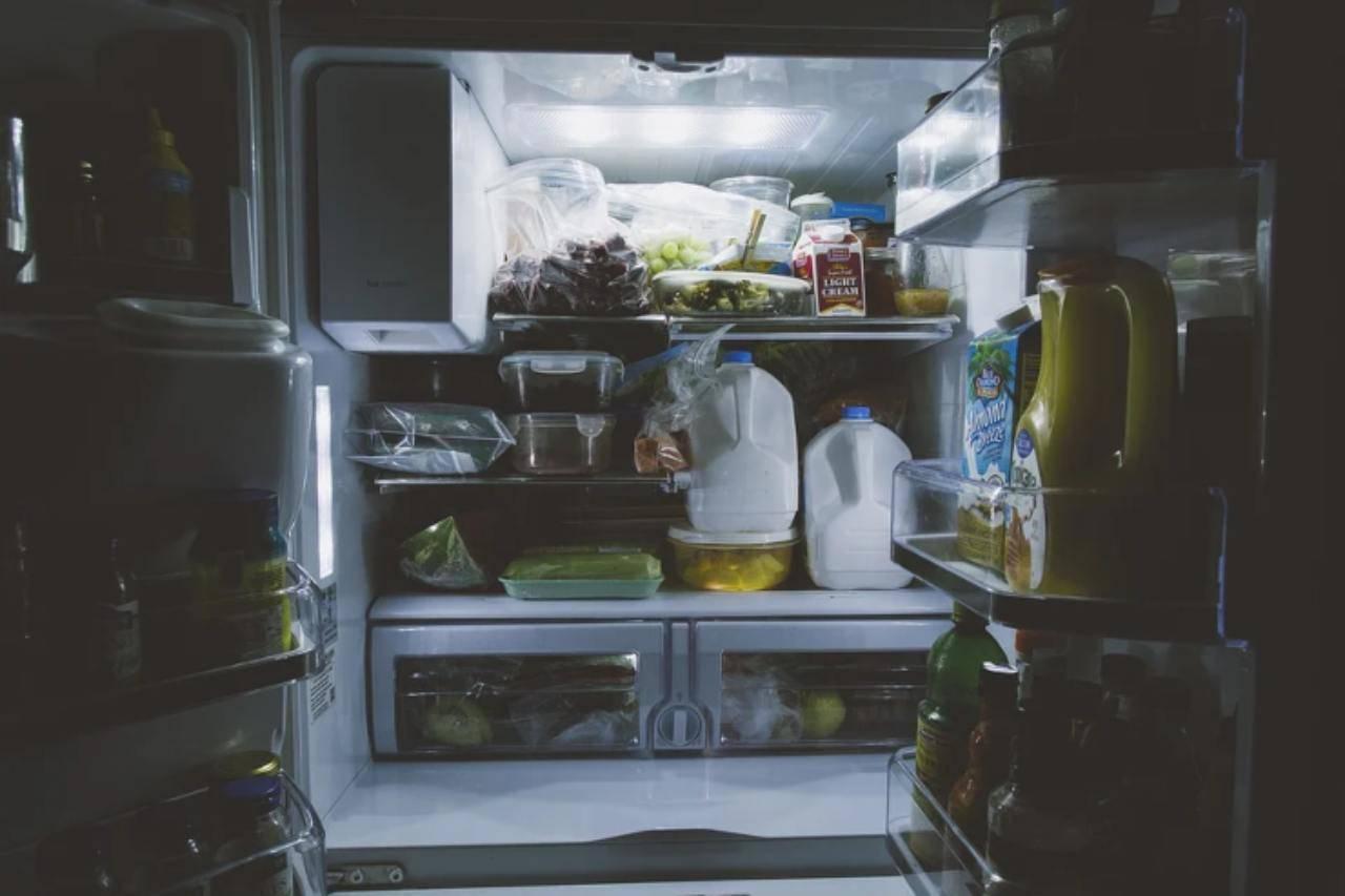 congelare cibo