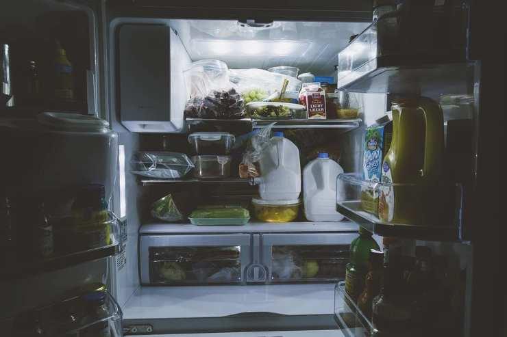 cibo congelare