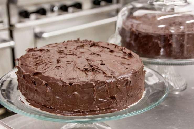 torta cioccolato fredda