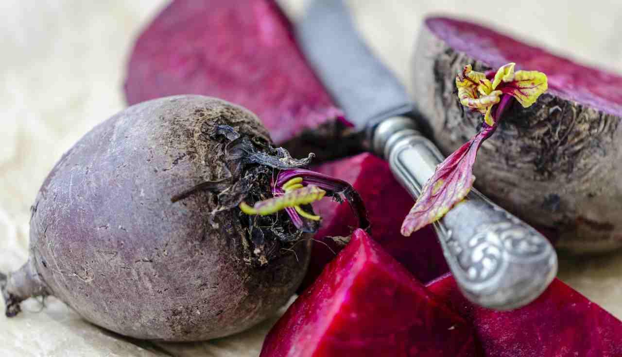 Barbabietola: una ricetta facile e veloce contro anemia e problemi al cuore