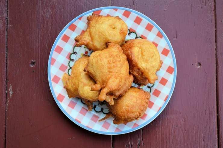 frittelle patate grana