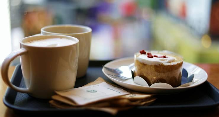 caffè di starbucks