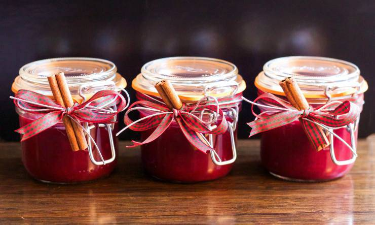 marmellata ciliegie
