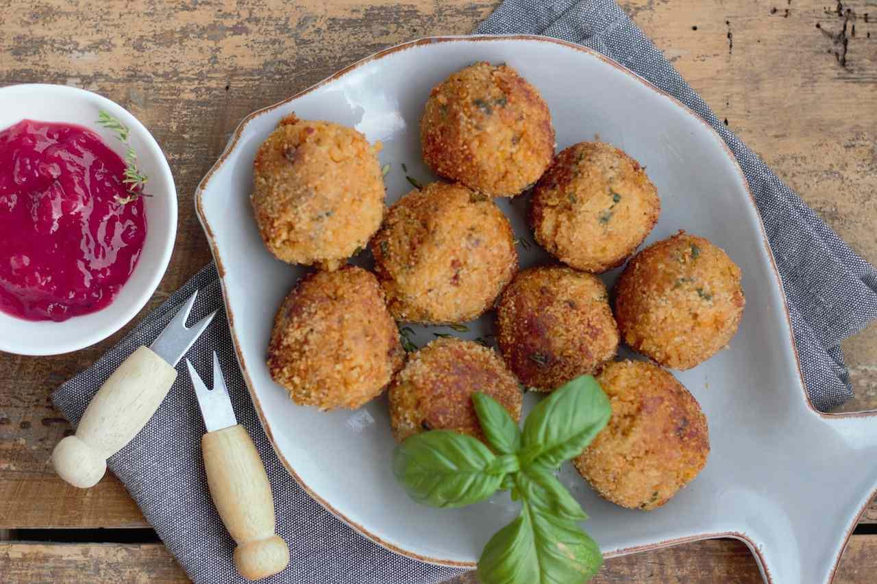 Polpette di zucchine al forno, perfette per una cena gustosa e leggera