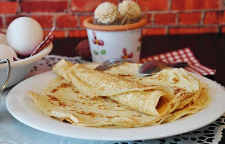 Pancakes pronti 10 minuti
