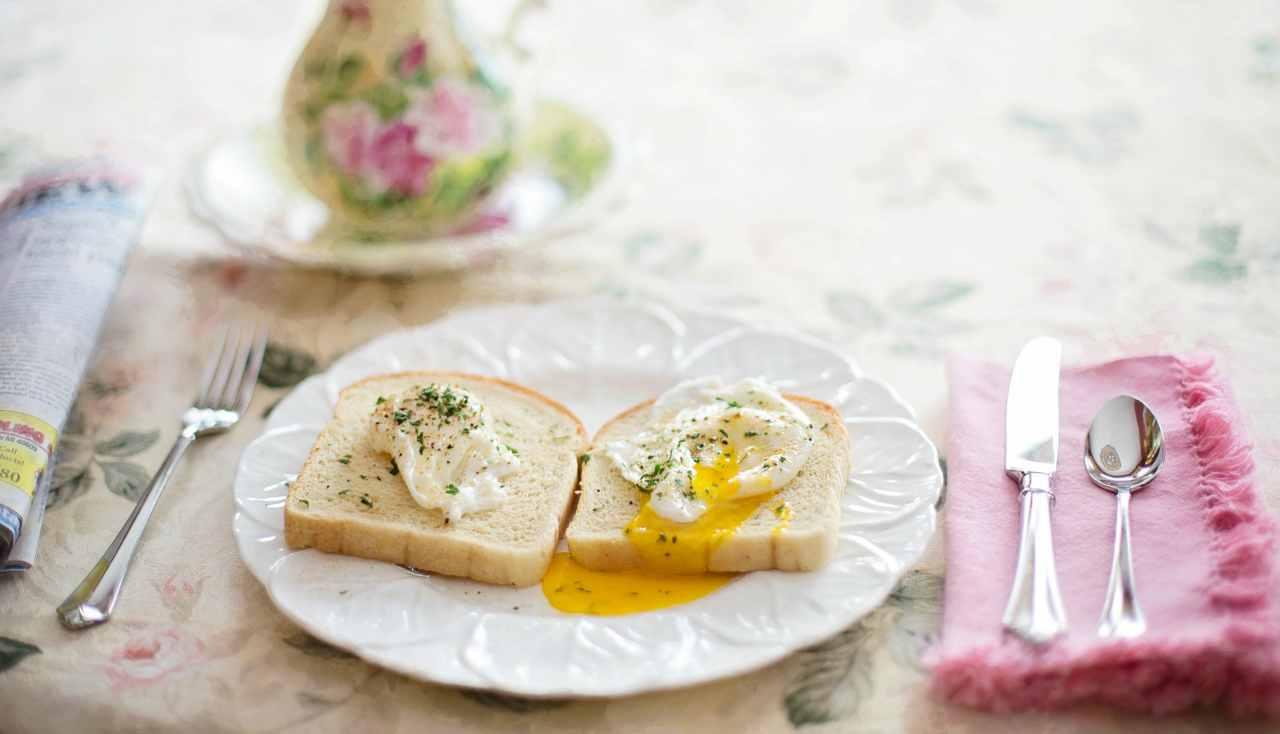 uovo in camicia