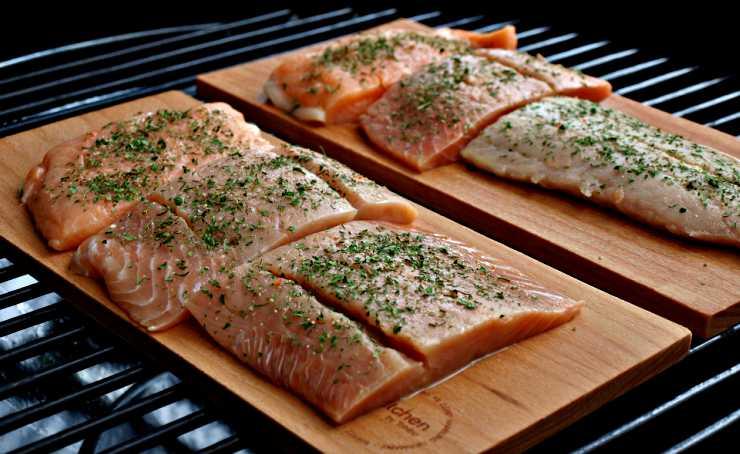 Salmone in crosta con panatura perfetta