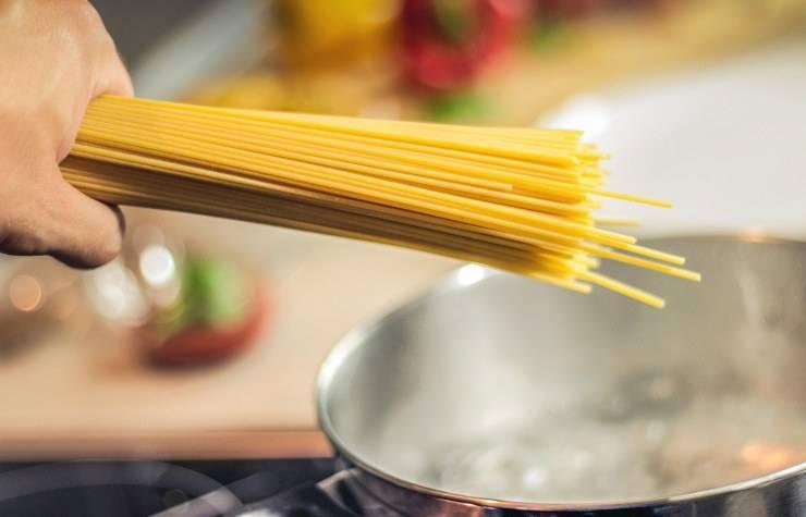Pasta olive capperi