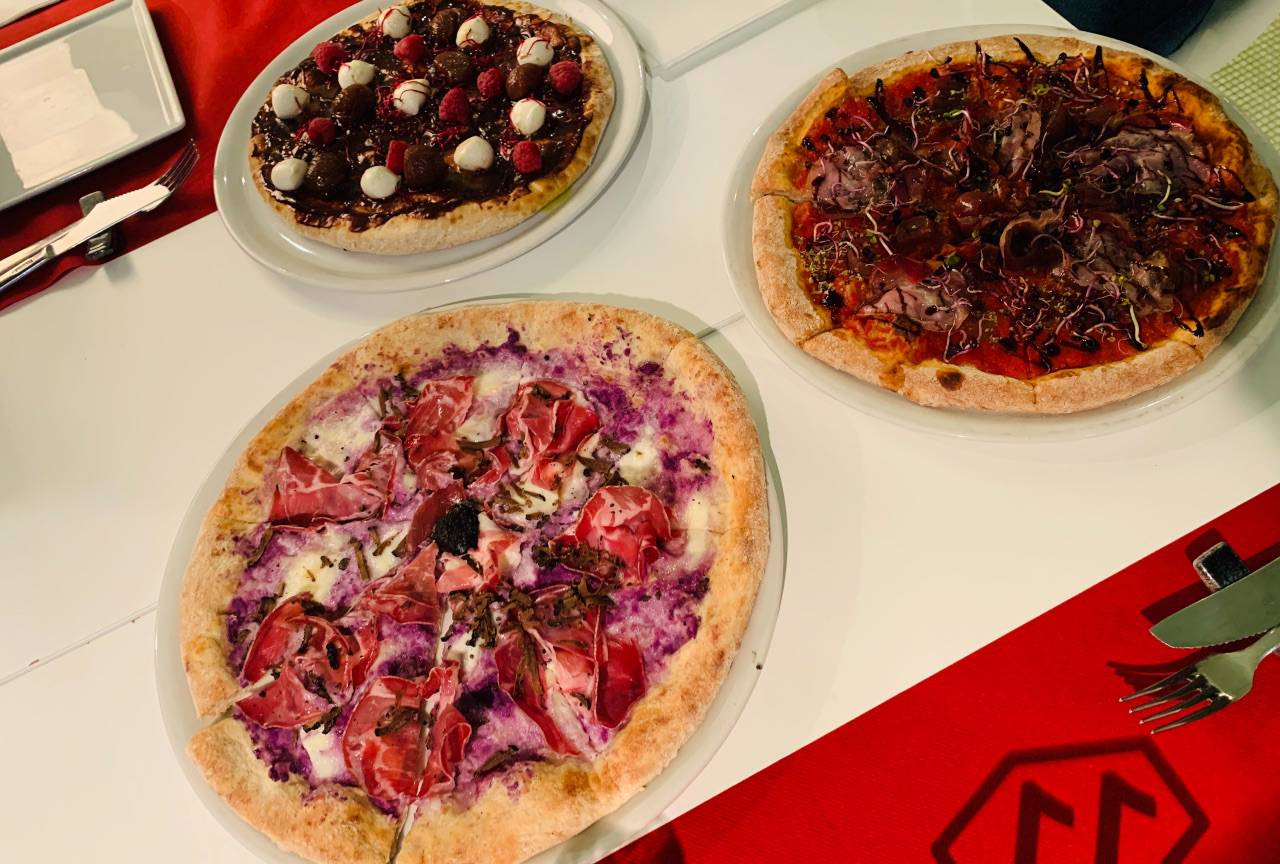 Amarcord viterbo pizza
