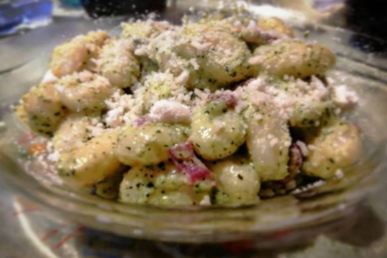Gnocchi, zucchine e pancetta: il segreto per un primo cremosissimo e gustoso