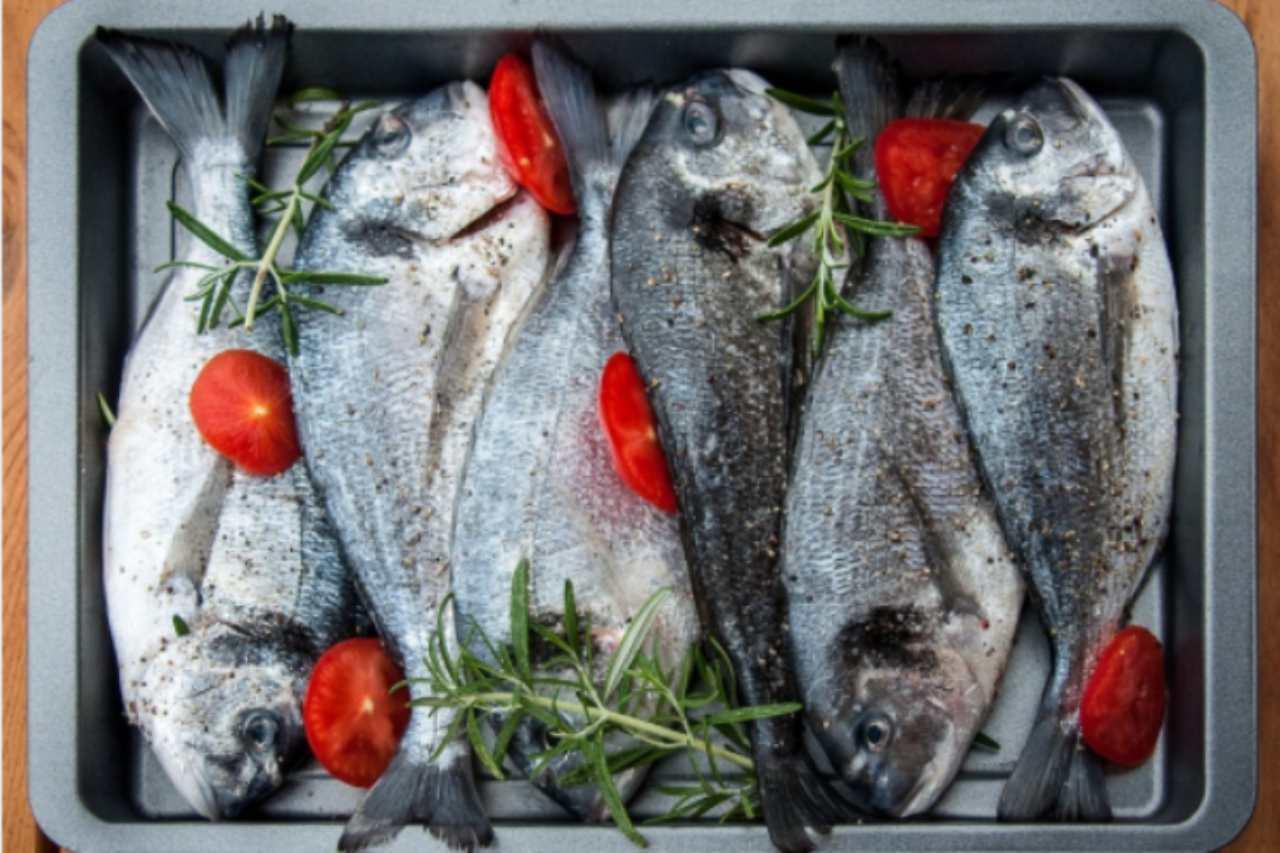 Cena di Natale, pesce: come preparare un'ottima orata in 30 minuti