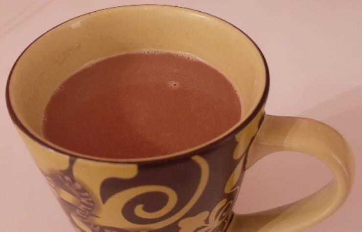 Cioccolata calda ingrediente