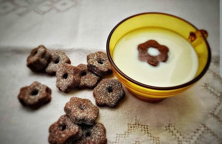 biscotti cioccolato facili