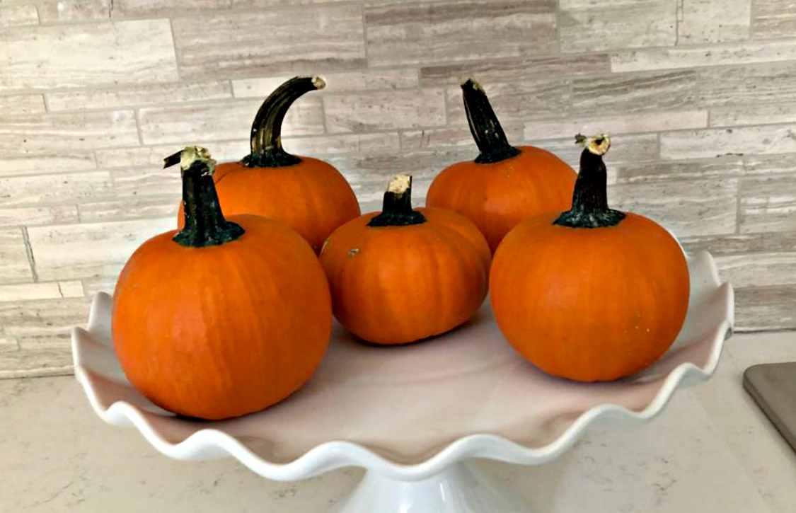 Settimana di Halloween: le zucchette dolci pronte solamente in 20 minuti