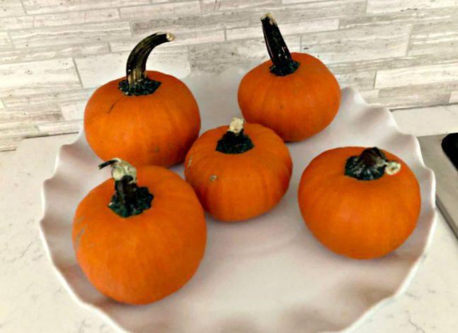 halloween zucchette dolci