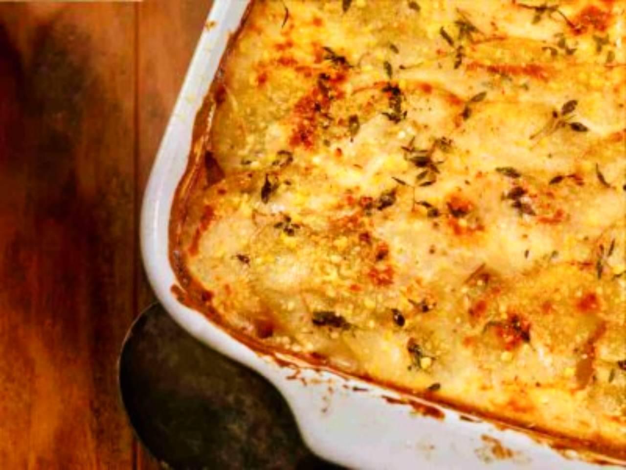 Parmigiana di zucca: la ricetta veloce che vi conquisterà