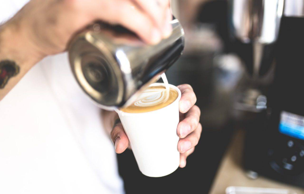 Crema di caffè istantanea