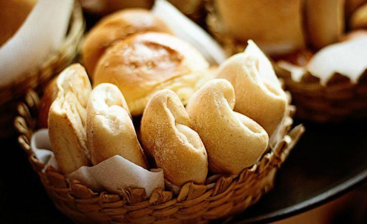 riprendere il pane raffermo